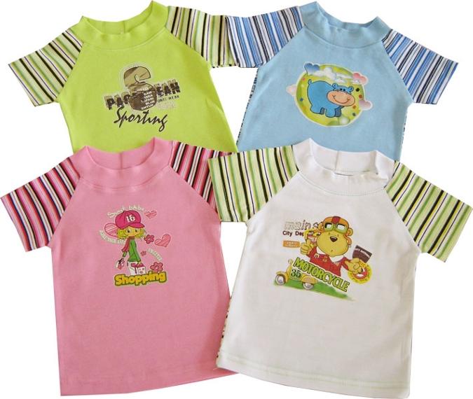 Детские футболки питомцы винкс